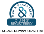 Defence Unlimited Are A Verified By Dun & Bradstreet